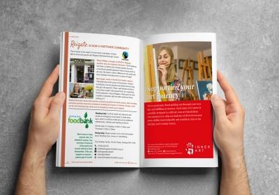Inside Back Cover Advert